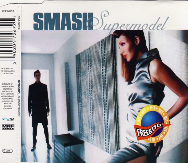 Smash - Supermodel [CD-Single]