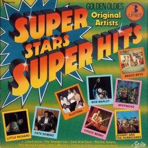 Various The Super Hits Volume 5