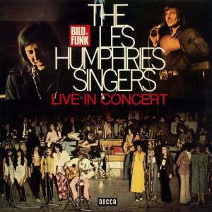 Humphries Singers, Les - The les Humphries Singers Live In Concert [LP]