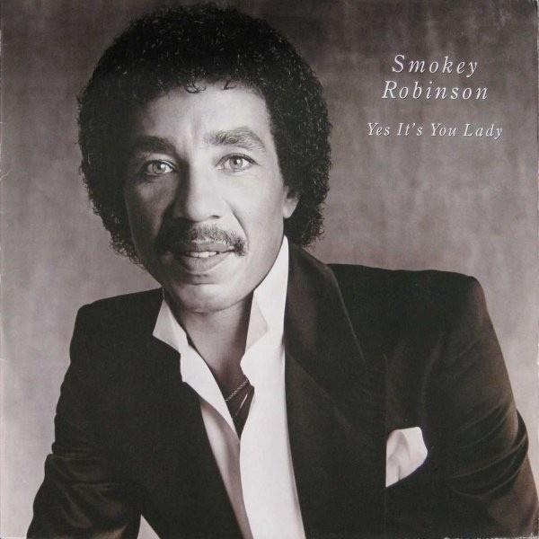 Robinson, Smokey - Yes It's You Lady [LP]