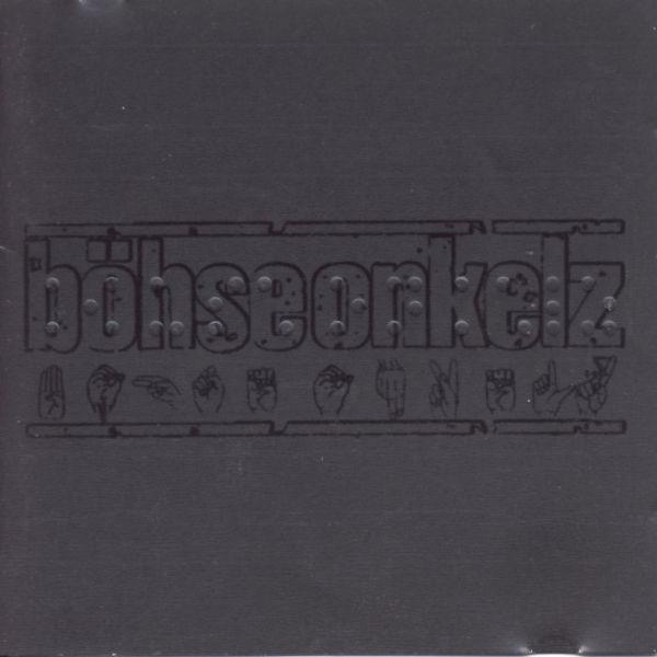 Böhse Onkelz - Schwarz [CD]