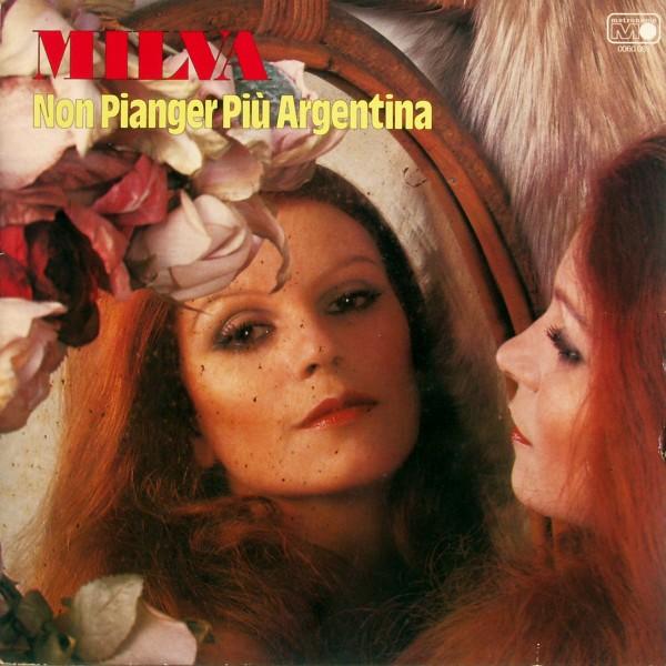 Milva - Non Pianger Piu' Argentina [LP]