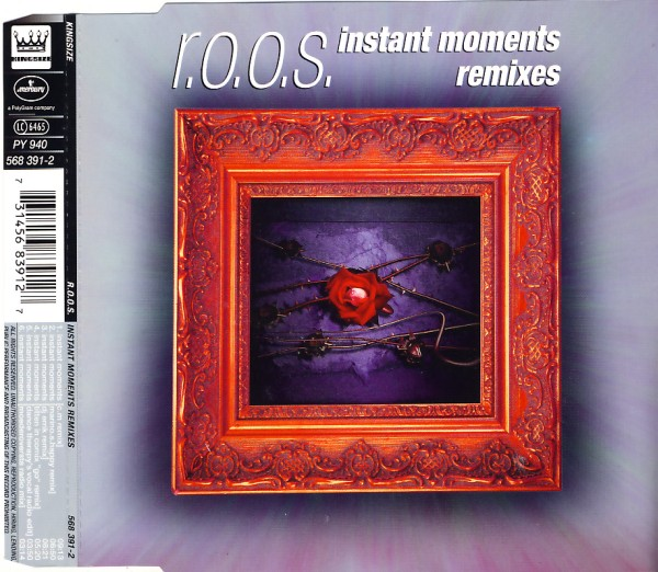 ROOS - Instant Moments Remixes [CD-Single]