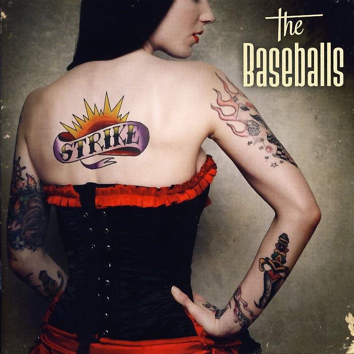 Baseballs - Strike [CD]