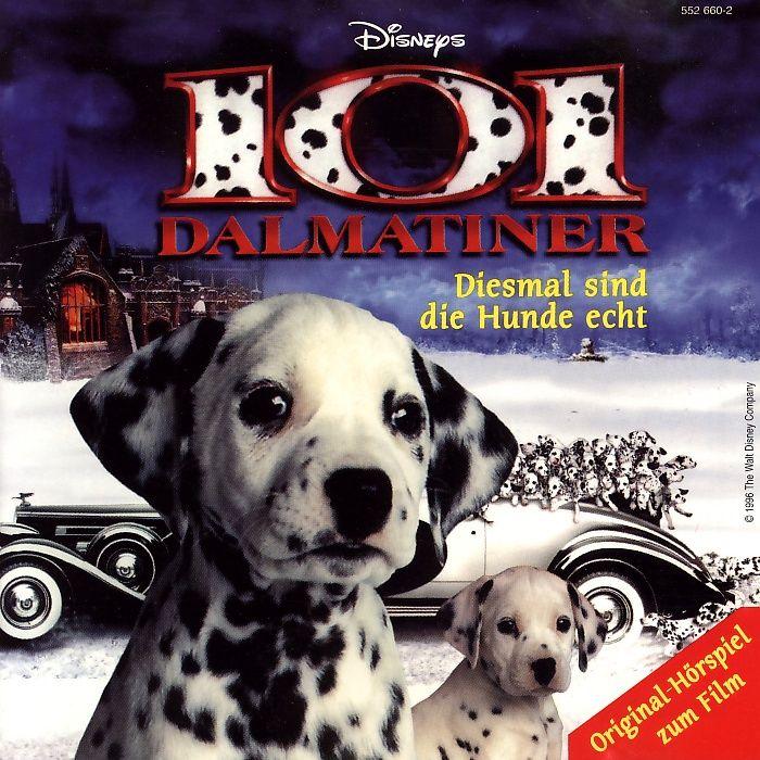 various h rspiel 101 dalmatiner diesmal sind die hunde echt cd nr 103429 oldthing diverses. Black Bedroom Furniture Sets. Home Design Ideas