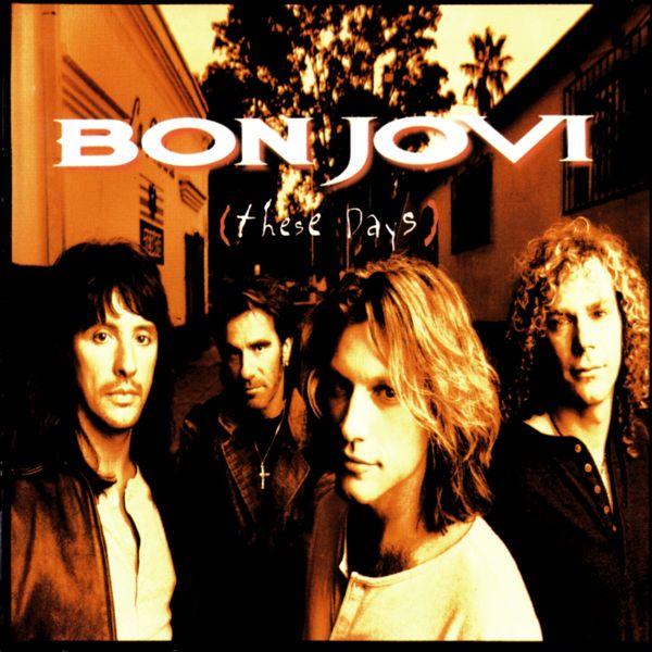 Bon Jovi - These Days [CD]
