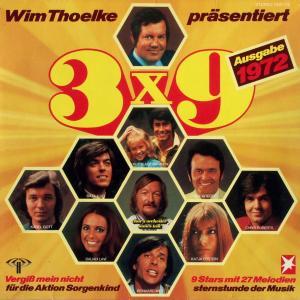 Various - 3x9 Ausgabe 1972 [LP]