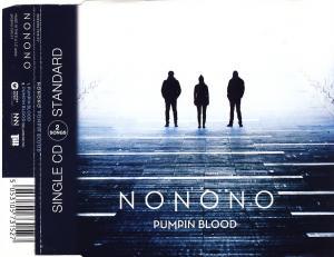 Nonono - Pumpin Blood [CD-Single]