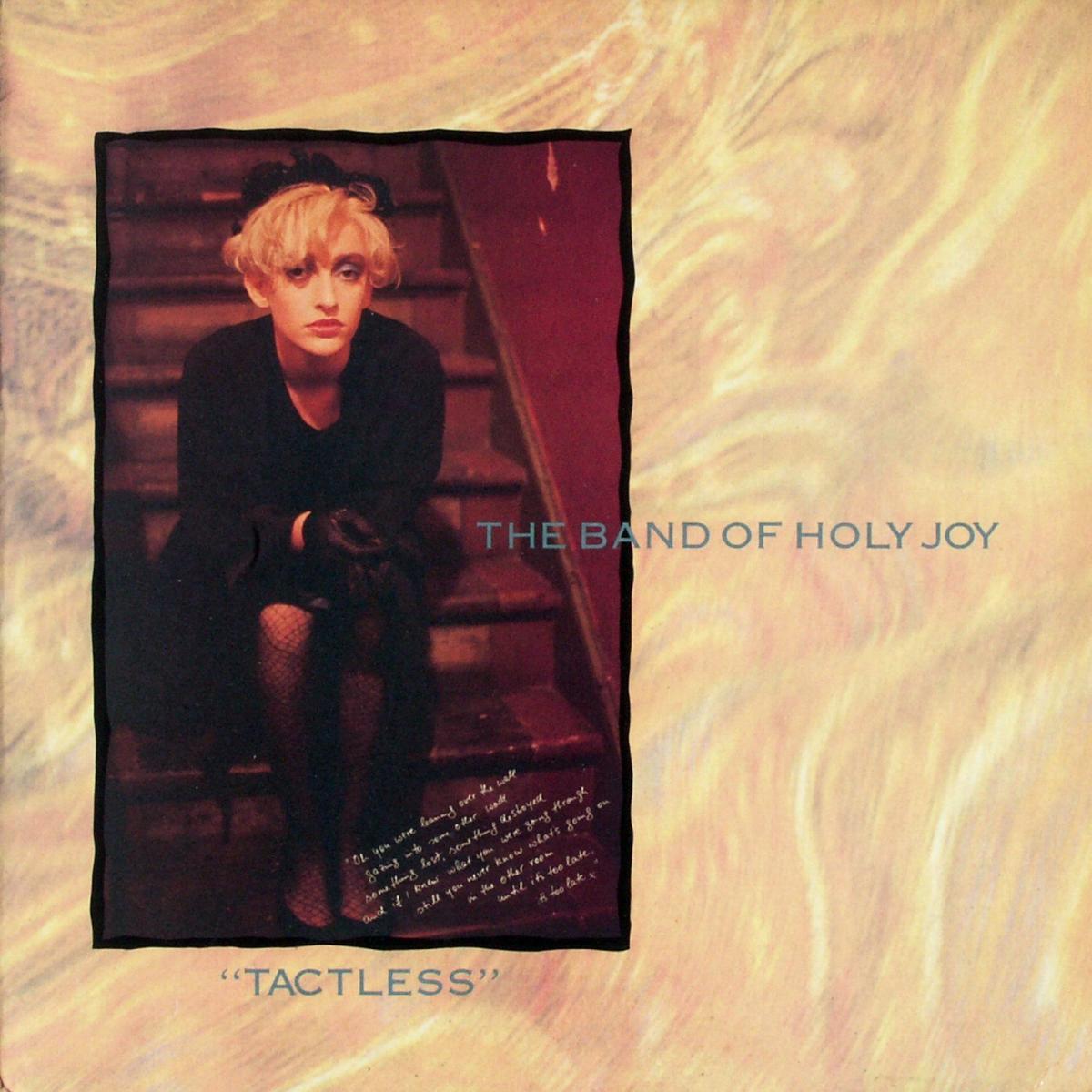 "Band Of Holy Joy - Tactless [12"" Maxi]"