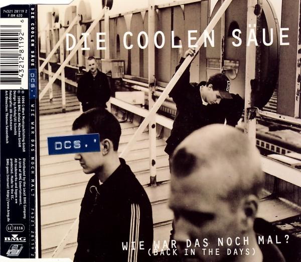 Coolen Säue - Wie War Das Noch Mal [CD-Single]