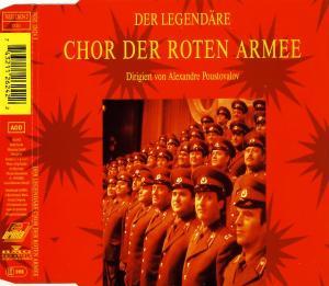 Der Legendäre Chor Der Roten Armee - Stille Nacht Heilige Nacht/Kalinka/Oh Tannenbaum [CD-Single]