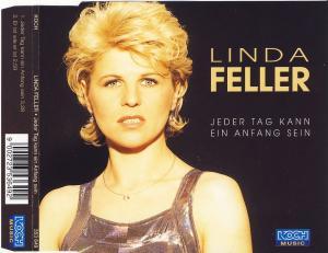 Feller, Linda - Jeder Tag Kann Ein Anfang Sein [CD-Single]