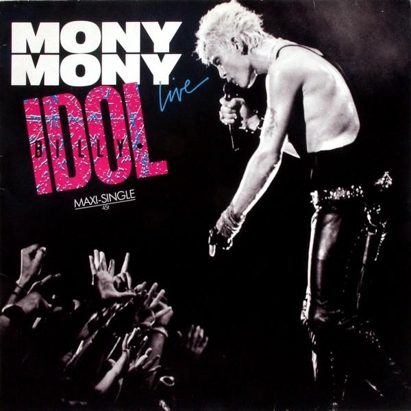"""Idol, Billy - Mony, Mony [12"""" Maxi]"""