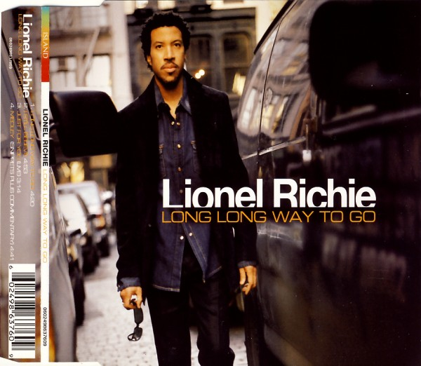 Richie, Lionel - Long Long Way To Go [CD-Single]