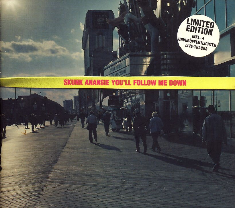 Skunk Anansie - You'll Follow Me Down [CD-Single]