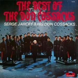 Jaroff, Serge & Don Cossacks - The Best Of The Don Cossacks [LP]