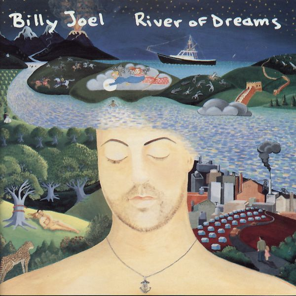 Joel, Billy - River Of Dreams [CD]