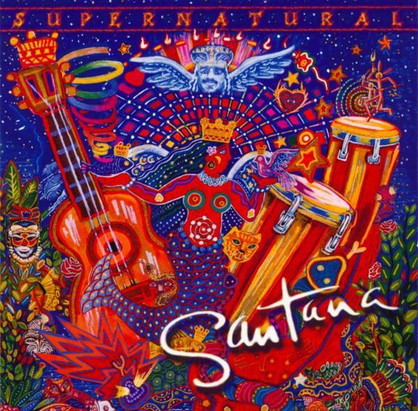 Santana - Supernatural [CD]