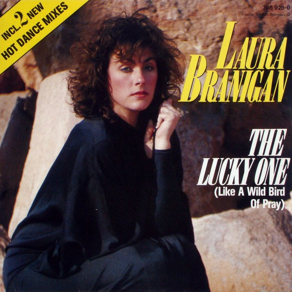 """Branigan, Laura - The Lucky One [12"""" Maxi]"""