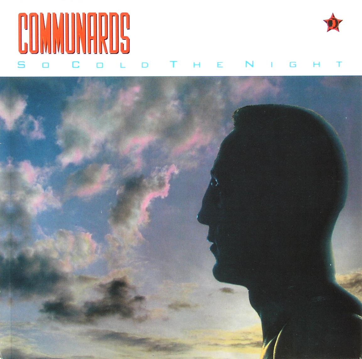 """Communards - So Cold The Night [12"""" Maxi]"""