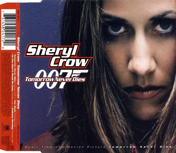 Crow, Sheryl - Tomorrow Never Dies [CD-Single]