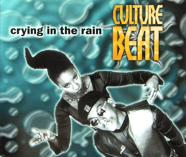 Culture Beat - Crying In The Rain [CD-Single]