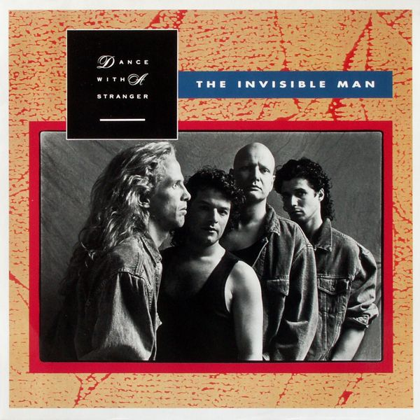 """Dance With A Stranger - The Invisible Man [12"""" Maxi]"""
