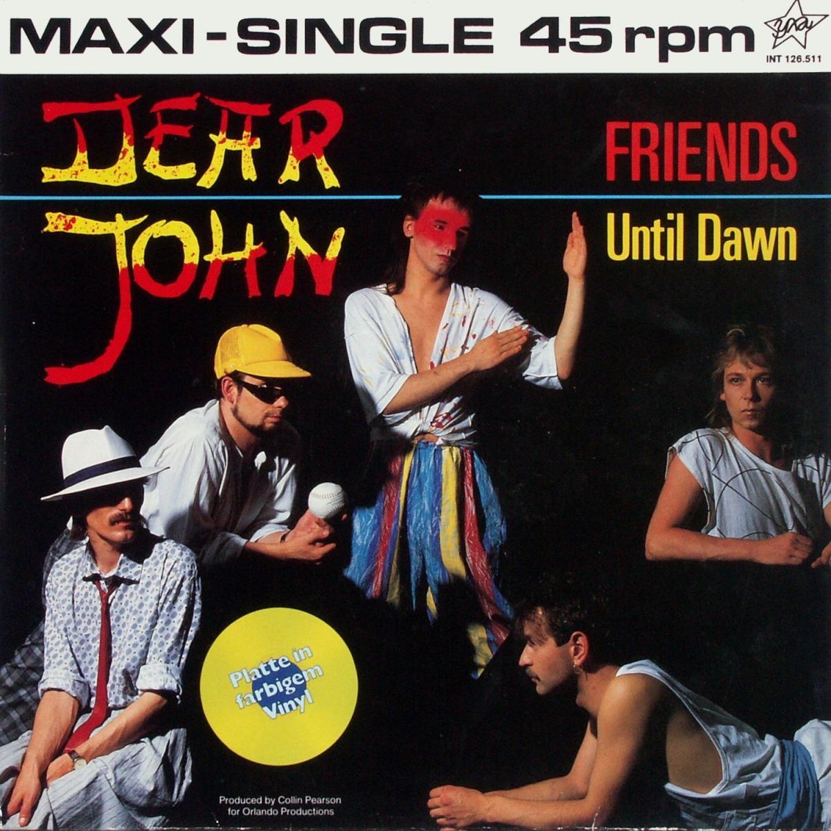"Dear John - Friends [12"" Maxi]"