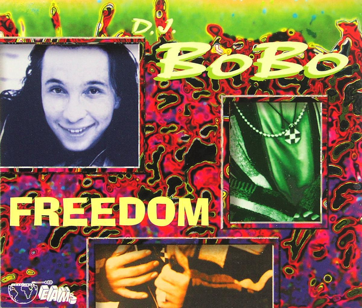 DJ Bobo - Freedom [CD-Single]