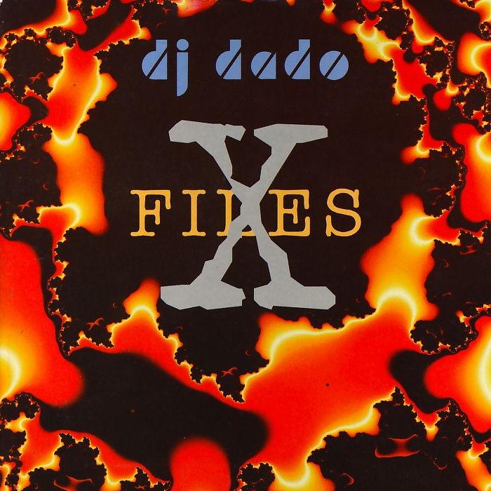 DJ Dado - X-Files [CD-Single]