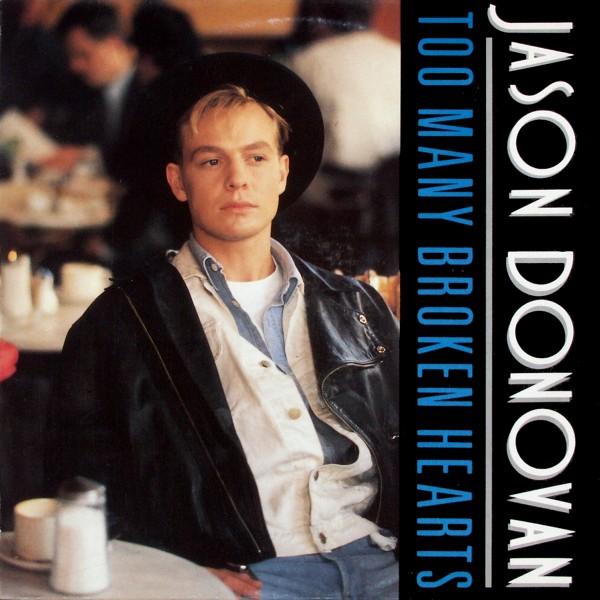 """Donovan, Jason - Too Many Broken Hearts [12"""" Maxi]"""