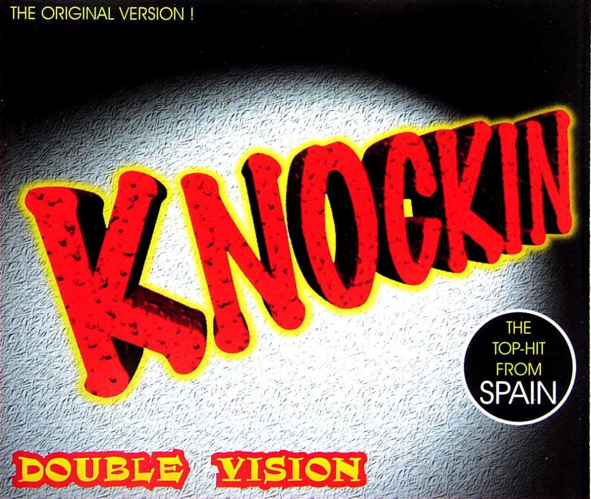 Double Vision - Knockin' [CD-Single]