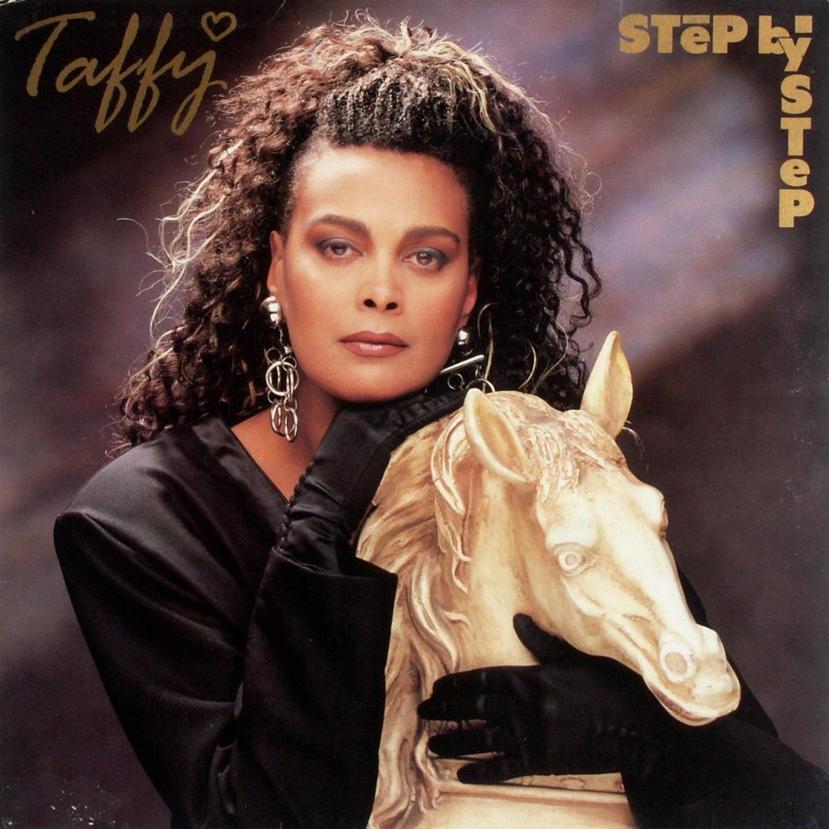 "Taffy - Step By Step [12"" Maxi]"