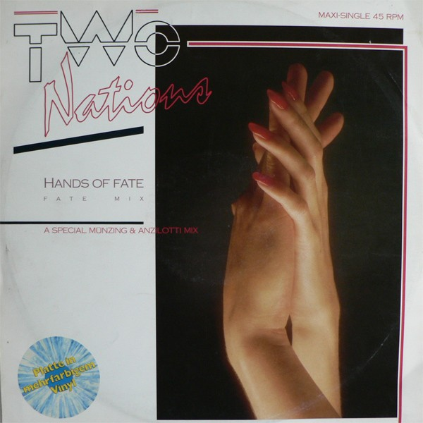 """Two Nations - Hands Of Fate [12"""" Maxi]"""