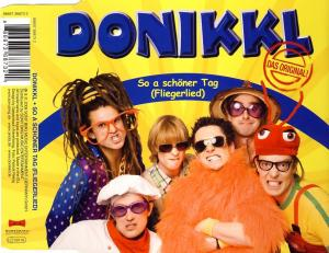 Donikkl - So A Schöner Tag (Fliegerlied) [CD-Single]