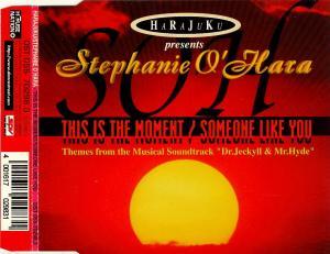 Harajuku - This Is The Moment / Someome Like You [CD-Single]
