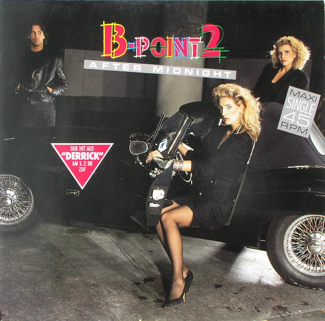 """B-Point 2 - After Midnight [12"""" Maxi]"""
