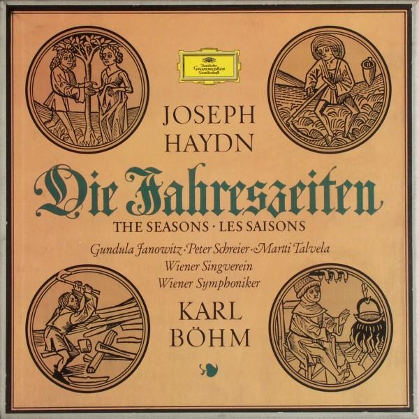 Haydn, Joseph - Die Jahreszeiten [LP Boxset]