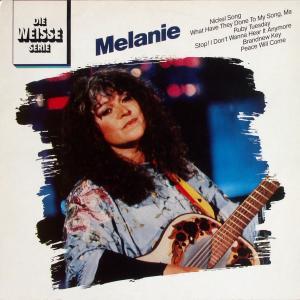 Melanie - Die Weisse Serie [LP]