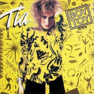 """Tia - Boy Toy [12"""" Maxi]"""
