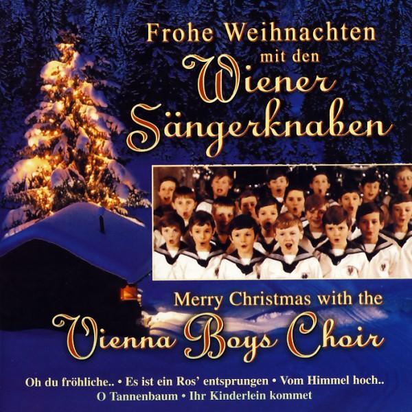 Frohe Weihnachten Cd.Wiener Sangerknaben Frohe Weihnachten Mit Den Wiener Sangerknaben Cd