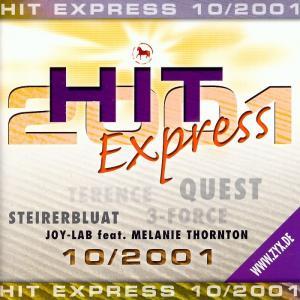 Various - Hit Express (ZYX) 10/2001 [CD]