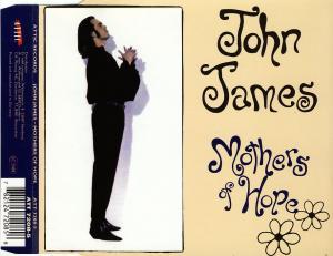 James, John - Mothers Of Hope [CD-Single]