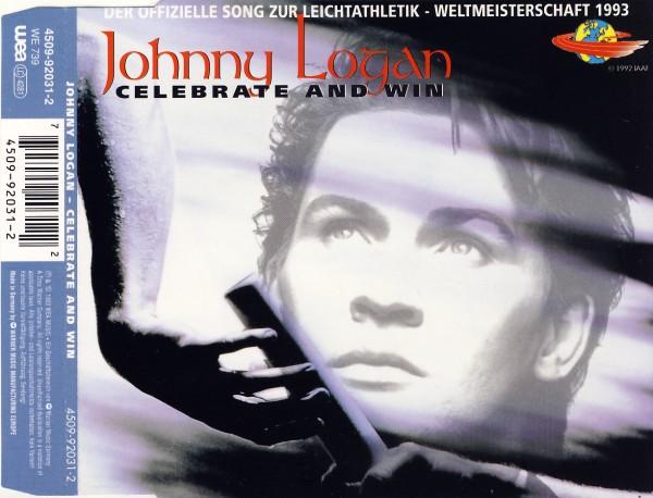 Logan, Johnny - Celebrate And Win [CD-Single]