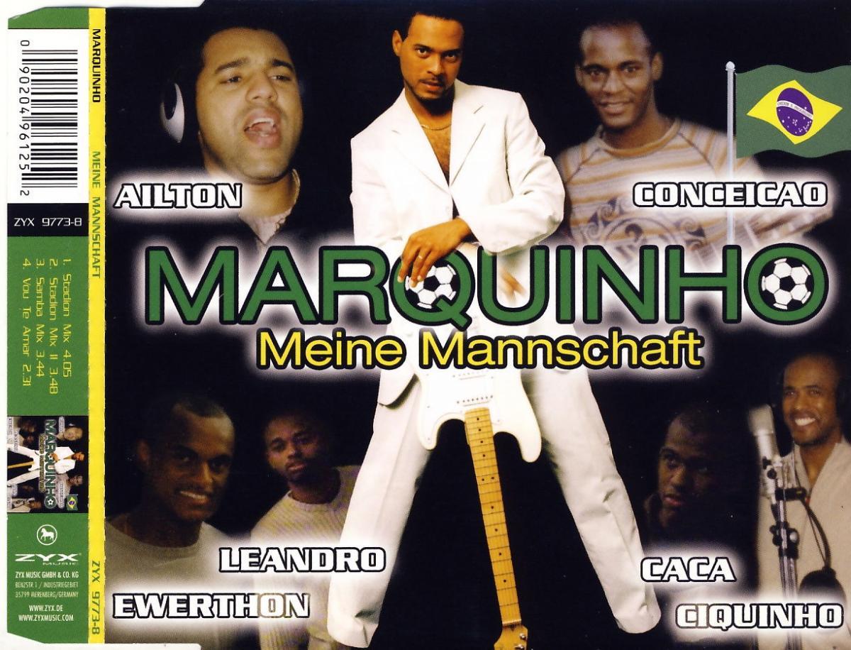 Marquinho - Meine Mannschaft [CD-Single]