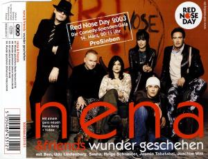 Nena - Wunder Geschehen (& Friends) [CD-Single]