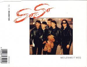 So..So - Meilenweit Weg [CD-Single]