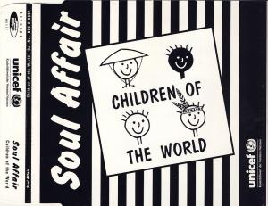 Soul Affair - Children Of The World [CD-Single]
