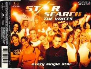 Star Search-The Voices - Every Single Star [CD-Single]