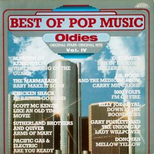 Various - Best Of Pop Music Oldies Vol. IV [LP]